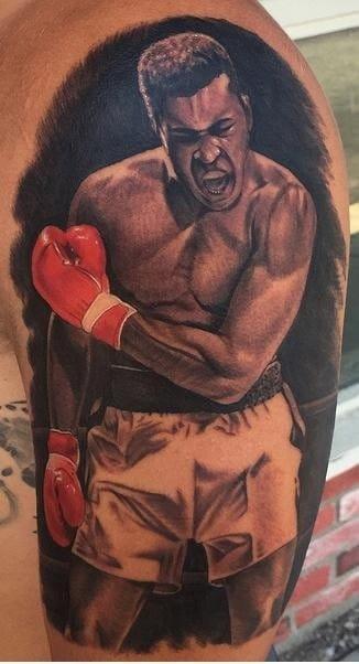 Tattoo by Daniel Chashoudian