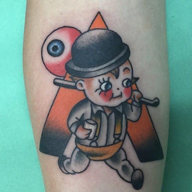 21 Curious Clockwork O...A Clockwork Orange Fan Art