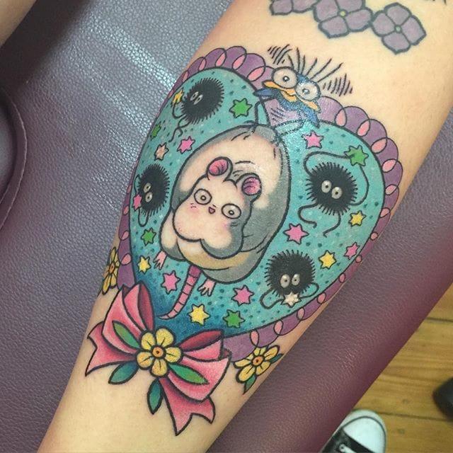 Big baby tattooby Sarah K