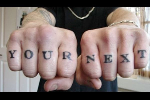 Why Grammar Matters In A Tattoo!!!
