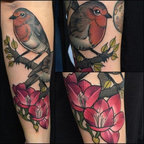 Awesome Tattoo by Charlotte Timmons