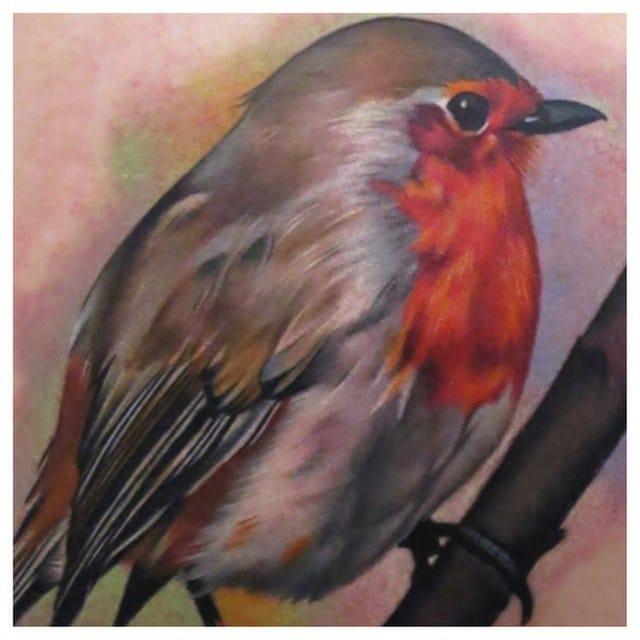 Amazing Tattoo by Phatt German