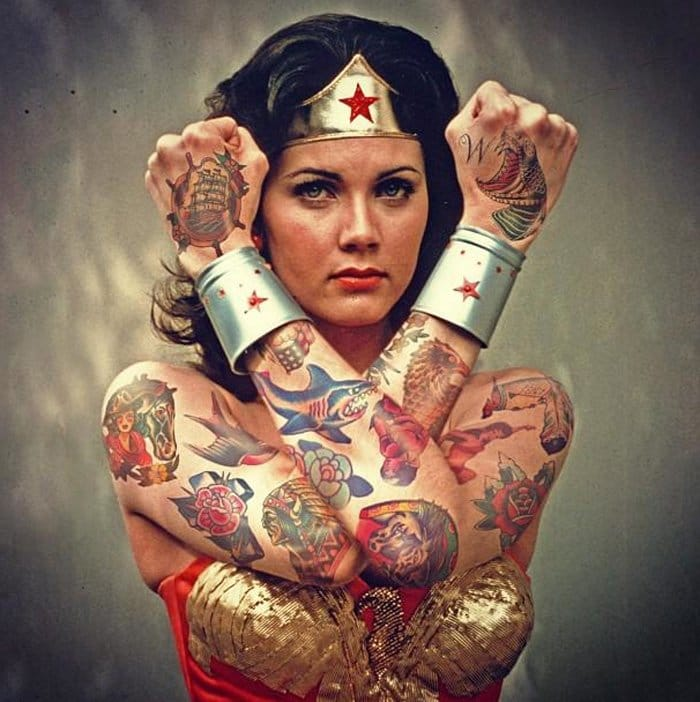 Ten Things Women With Tattoos Are Sick Of Hearing