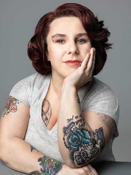 Michelle Knight Has Tattoos To Help Her Heal