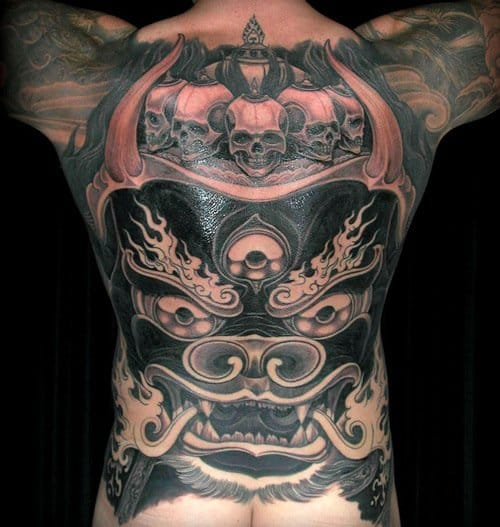 Another Amazing Tattoo by Filip Leu