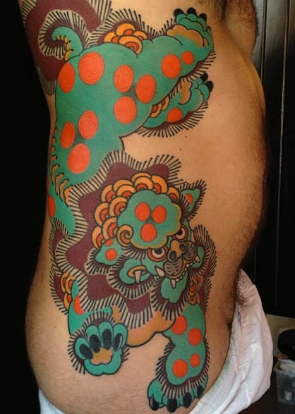Great Tattoo by Koji Ichimaru