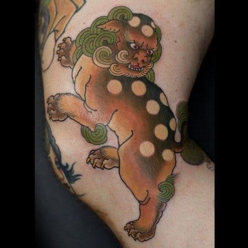 Awesome Tattoo by Pino Cafaro