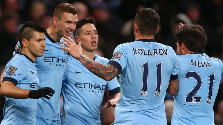Man City Have Become A Dominant Force In English Football