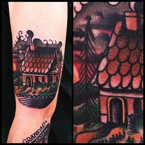 Cool Tattoo by James McKenna