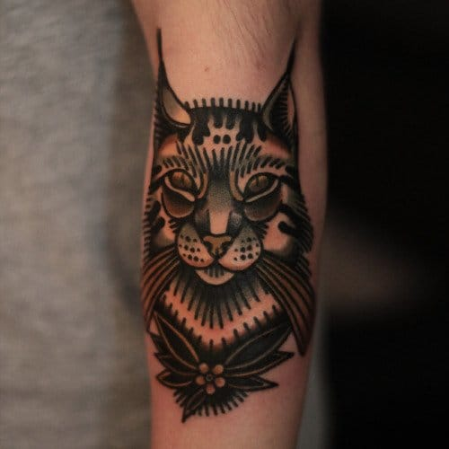 Awesome Tattoo by Ibi Rothe