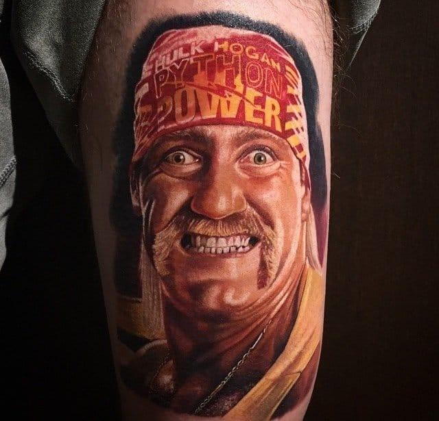 10 Crazy Hulk Hogan Tattoos