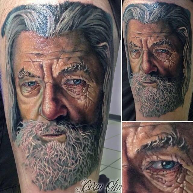 Gandalf by Evan Olin