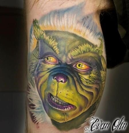 The Grinch by Evan Olin