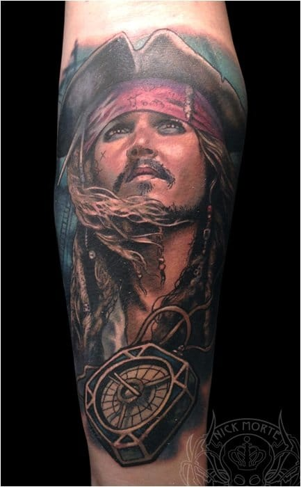 Tattoo by Nick Morte
