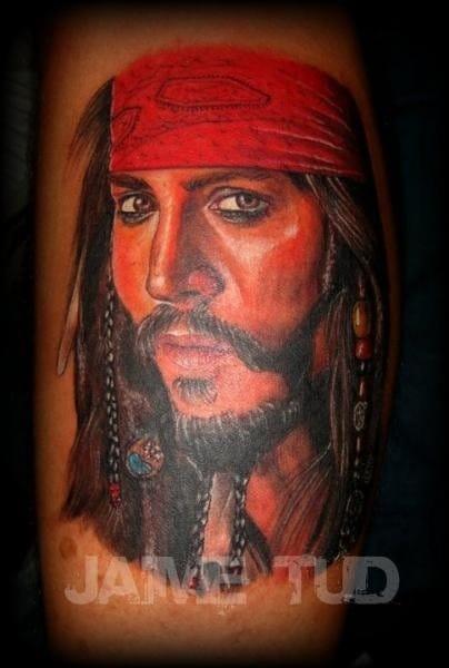 Tattoo by Jaime Tud