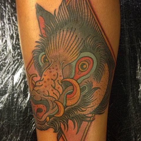 Great Tattoo by J M Piranha Sancho