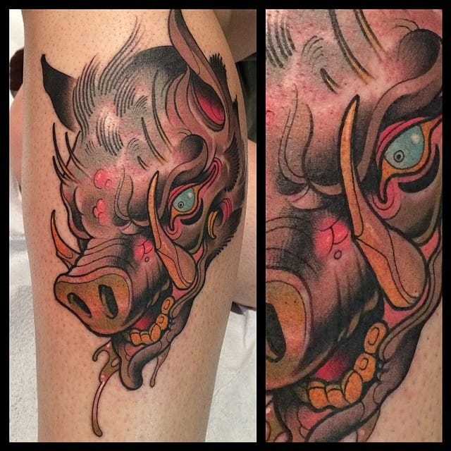 Bold Tattoo by David Tevenal