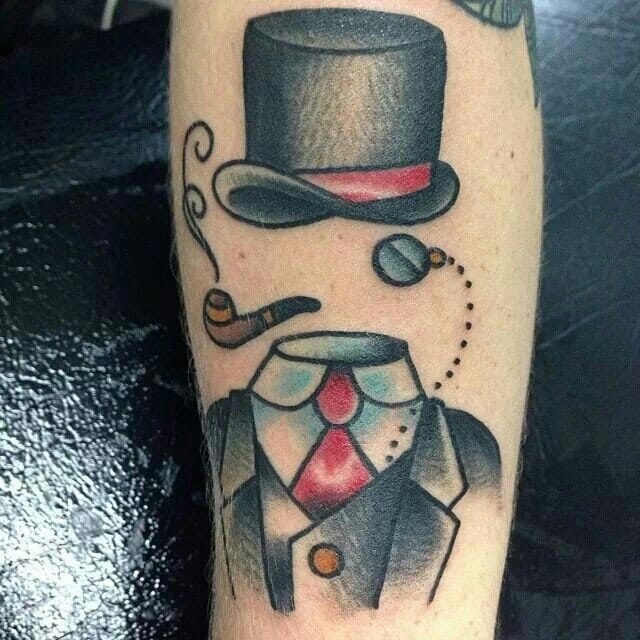 Top Hat Tattoos