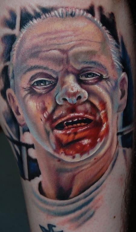 Tattoo by Evan Olin