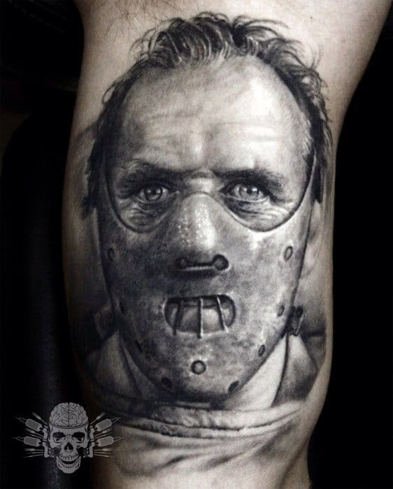Tattoo by Javier Antunez