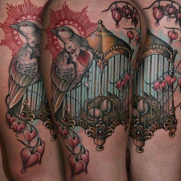 Gorgeous piece by Teresa Sharpe!