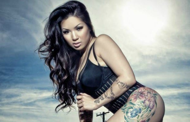 [Nsfw] Yeonji, The Tattooed Goddess From The Land Of The Morning Calm