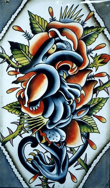 Design by Ed Hardy
