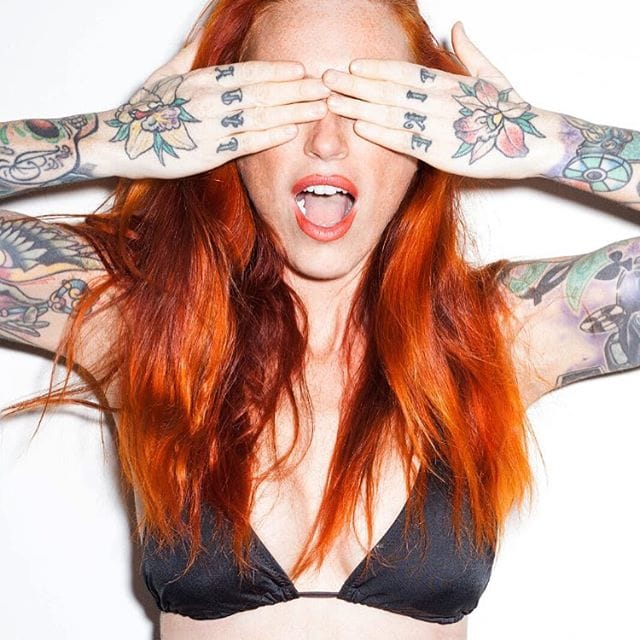 Tattoodo Loves Our Tattoodo Babes!