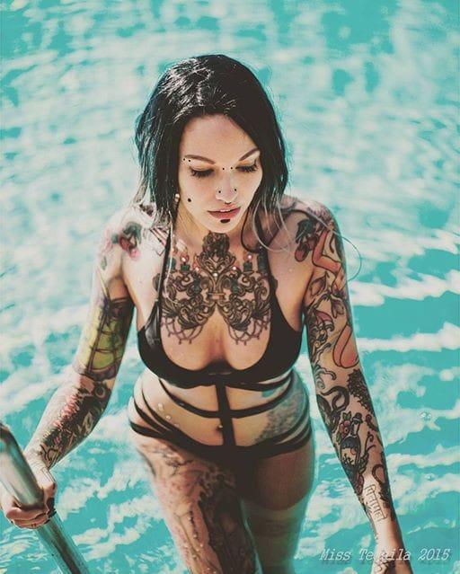 Tattoodo babe