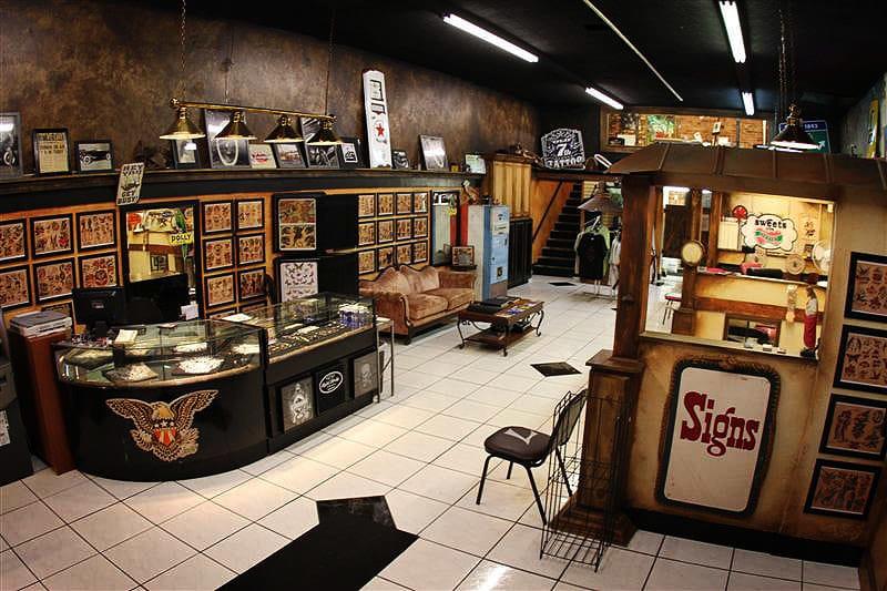 Good Tattoo Shop