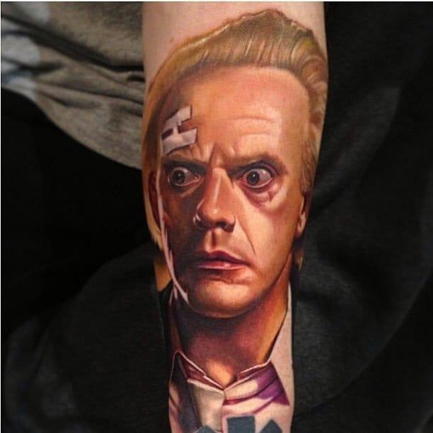 Tattoo by Carlos Rojas