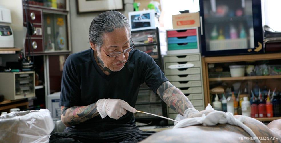 Good Tattoo Artist