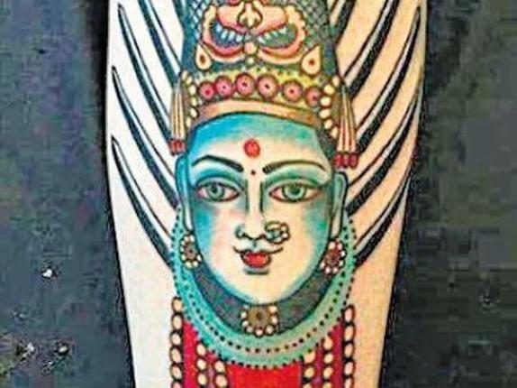Australian Student Harassed Over Hindu Tattoo!!