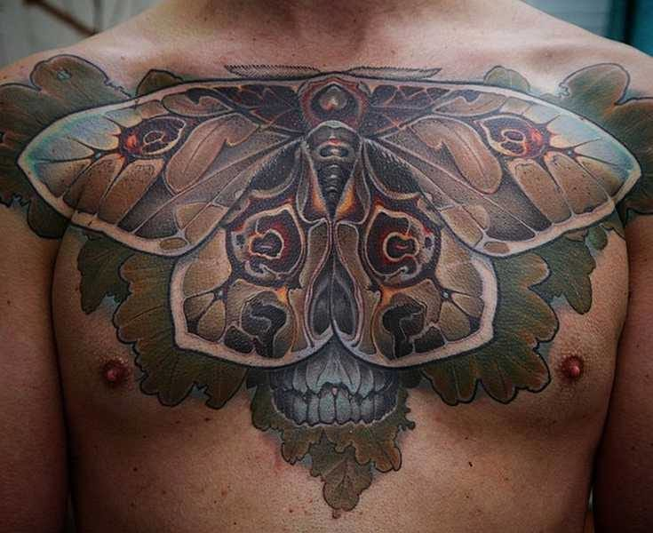 Epic chestpiece by Markus Lenhard!