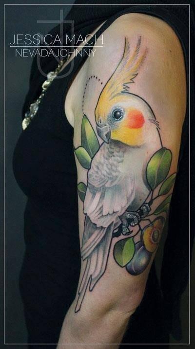 Solid Tattoo by Jessica Mach