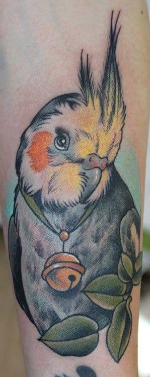 Brilliant Tattoo by Kristin Schubert
