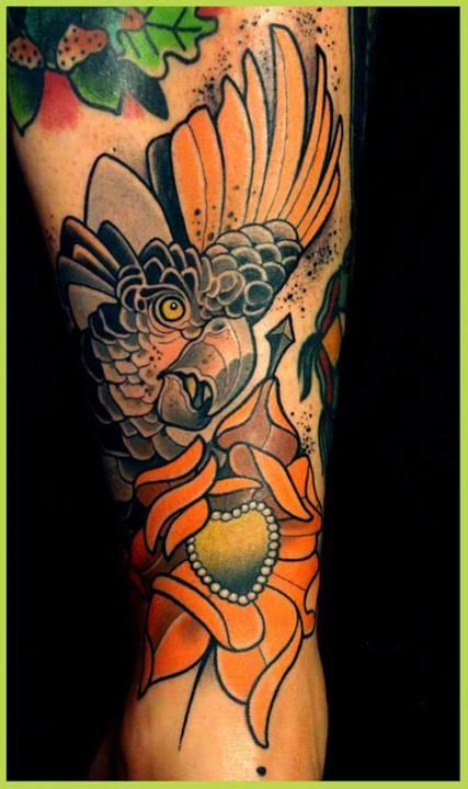 Amazing Tattoo by Lars Uwe