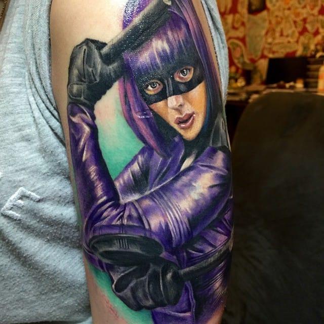Bold Tattoo by Area 51 Tattoo