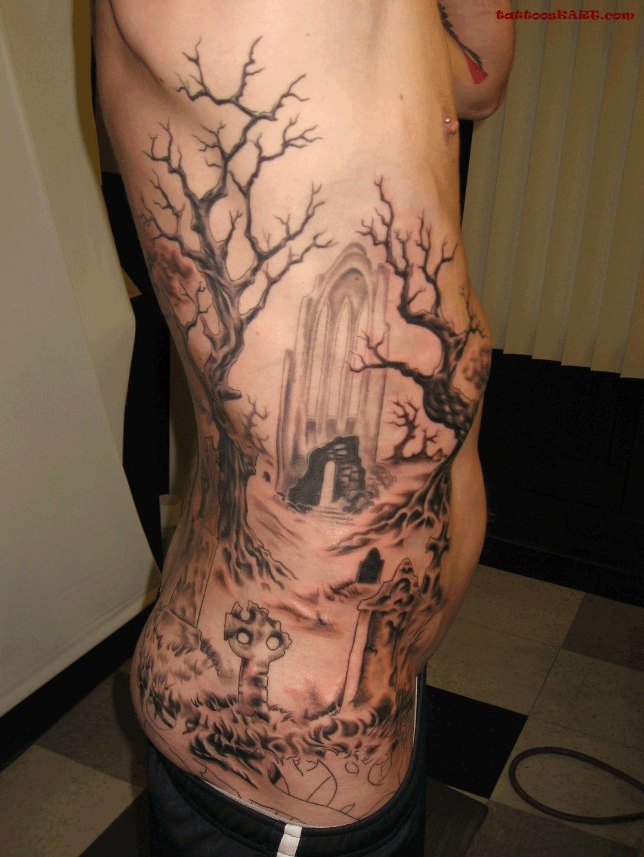 Tatuagem em andamento