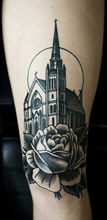 Blackwork by Philip Yarnell
