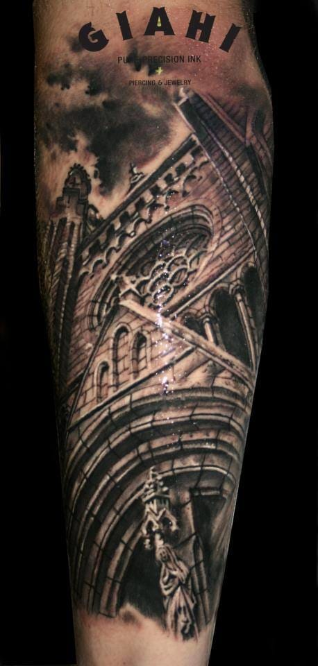 Another Great Tattoo by Samuel Potucek