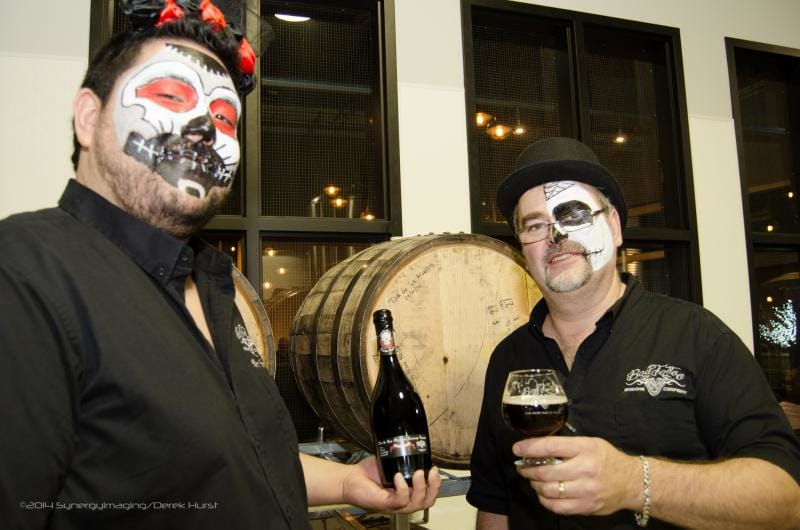 Bad Tattoo Brewing Celebrates Day Of The Dead