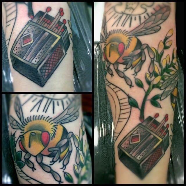 Match Tattoos