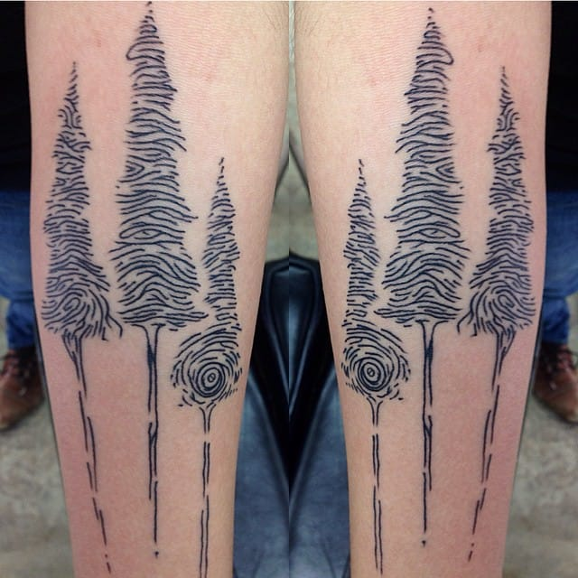 Nature identity by Brie Felts.