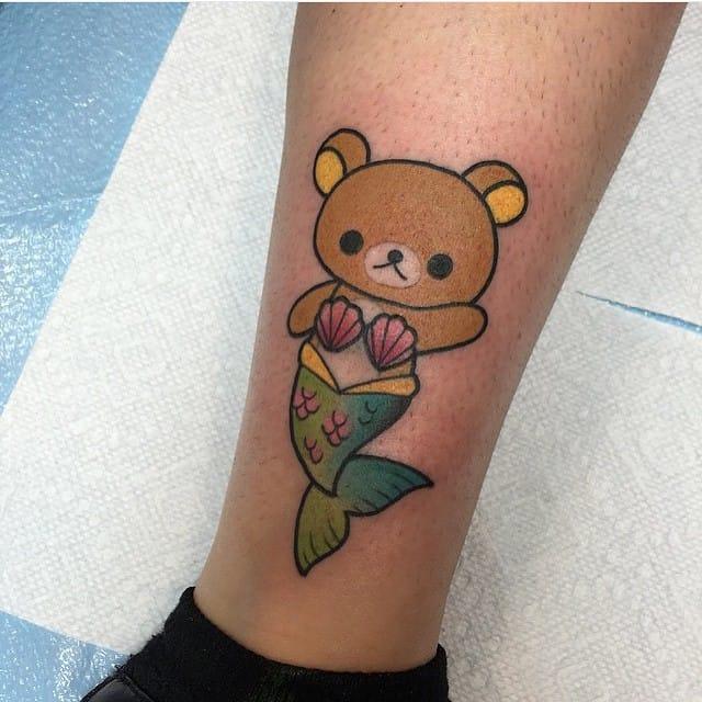 Rilakkuma Tattoo