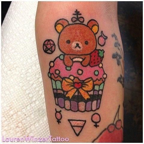 Tattoo by Lauren Winzer