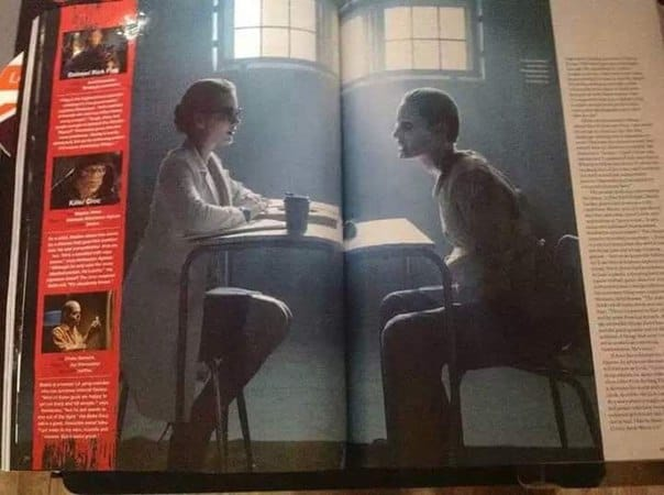 Empire Magazine, Jared Leto as The Joker