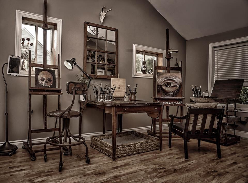 Custom furniture and house design