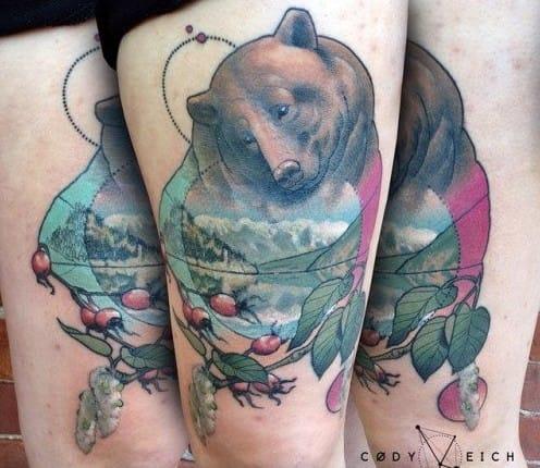 Awesome Bear Piece!