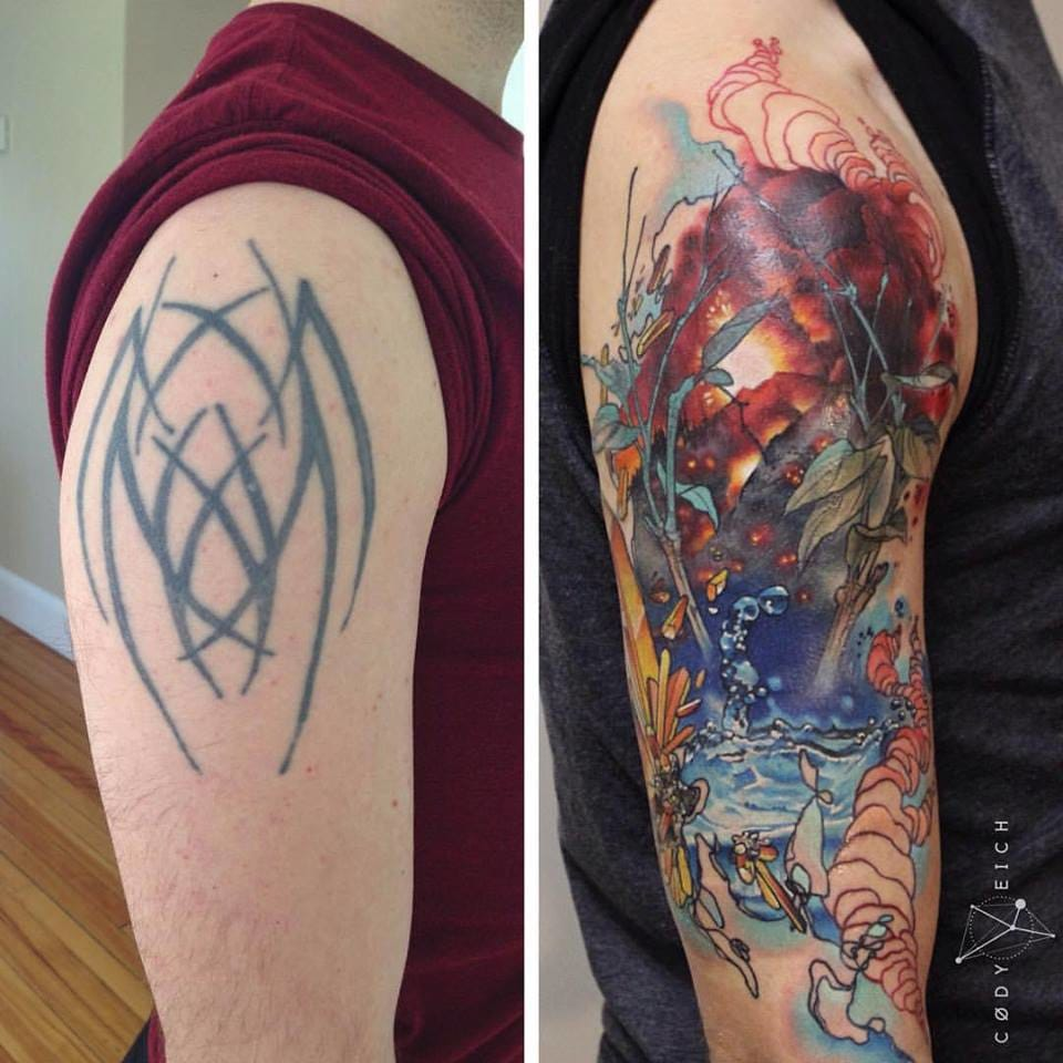 Awesome Cover Up